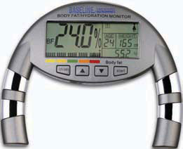 Shop for body fat evaluation and hydration monitoring tools manufactured by Baseline Evalutation. Calipers, scales, and other BMI tools.