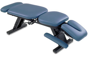 Shop an assortment of treatment tables that are perfect for chiropractors.