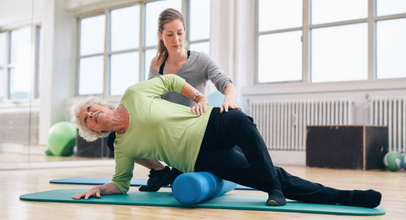 Physical Therapy for the Elderly