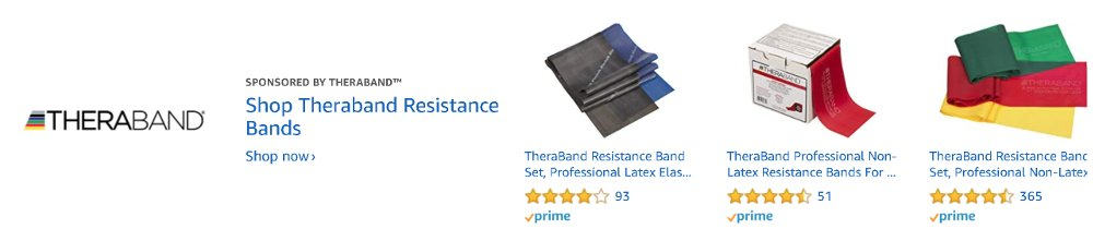Thera Band Colors Sequence Resistance Levels Prohealthcareproducts