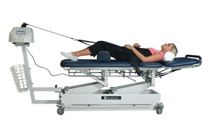 Traction Decompression tables are designed to provide relief for certain neck and spine injuries.